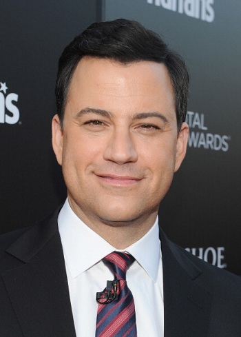 Jimmy Kimmel's Best Jokes From the ABC Upfront