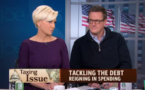 Joe Scarborough: 'Seeds Being Planted for the Destruction of House GOP Majority' (Video)