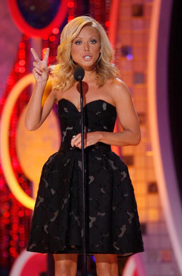 Kelly Ripa Hosting 10th Annual TV Land Awards