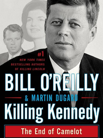Bill O'Reilly, National Geographic Team Up Again for 'Killing Kennedy' Movie