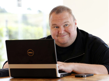 MPAA Sounds Piracy Alert for Kim Dotcom's New File-Sharing Site