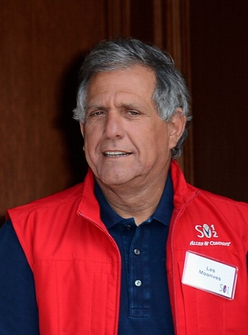 Les Moonves Re-Ups With CBS Through 2017