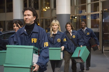 'Leverage' Christmas Episode Will Be Last for TNT Drama