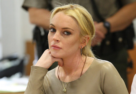 Lindsay Lohan to Guest Star on 'Glee'