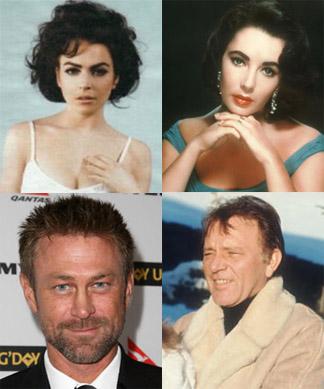 Lindsay Lohan Gets Her Richard Burton for Liz Taylor Biopic