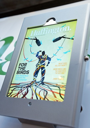 Digital Magazine Sales Doubled in Second Half of 2012