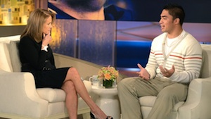 Manti Te'o Interview Gives 'Katie' a Ratings Surge