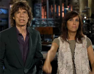'SNL' Promo: Mick Jagger Taught Kristen Wiig About Drugs, Sex
