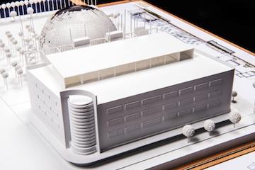 Academy Unveils Plans for 'Landmark' Museum