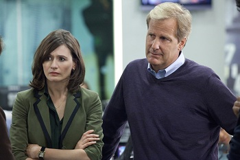 Aaron Sorkin's 'The Newsroom' Undergoes Writer Turnover