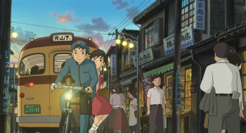 'From Up on Poppy Hill' Review: Teenagers, and a Nation, Come of Age in Another Miyazaki Triumph