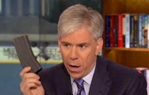 David Gregory Under Investigation by D.C. Police for Holding Gun Clip on Air (Updated)