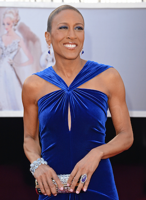 'Good Morning America's' Robin Roberts to be Honored at 2013 ESPYS