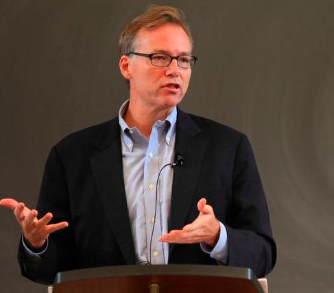 Steve Coll Named Dean of Columbia Journalism School