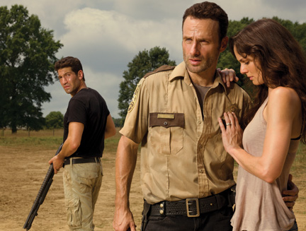 62 TV Marathons for New Year's Eve Weekend (Including Every Episode of 'The Walking Dead')