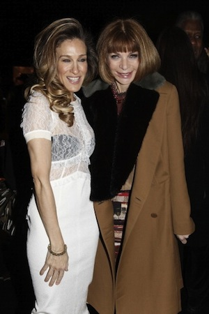 Anna Wintour, Sarah Jessica Parker Welcome the Well-Heeled to NYC Obama Fund-Raiser (Updated)