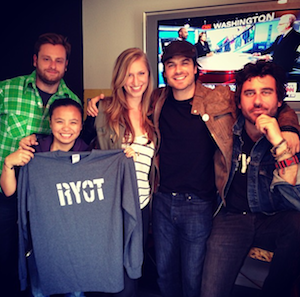 'Vampire Diaries' Star Ian Somerhalder Joins Interactive News Site RYOT's Board