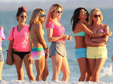 Can 'Spring Breakers' Smash Through Niche Market in Box Office Expansion?
