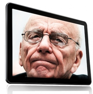 Rupert Murdoch's The Daily Lays Off 50 People, One-Third of Staff (Updated)