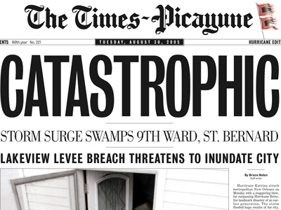 Advance Publications Lays Off Over 200 Employees at The Times-Picayune