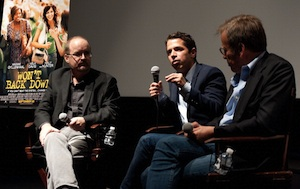 'Won't Back Down' Director: Film's Debut Like Pulling Off a Band-Aid