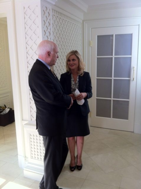 John McCain, Barbara Boxer and Olympia Snowe to Guest on 'Parks and Recreation'
