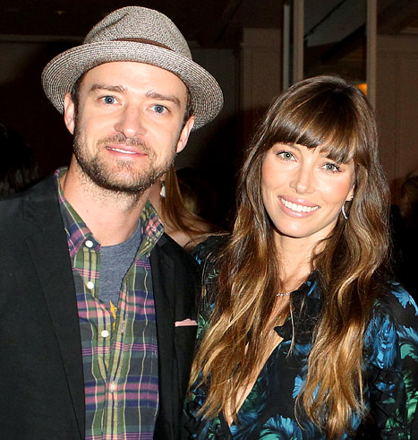 "Justin Timberlake ""Wasn't Feeling Well"" on Wedding Day"