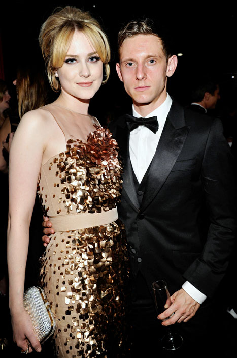 Newlyweds Evan Rachel Wood, Jamie Bell Robbed