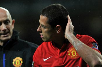 Tom Marshall: Chicharito's Manchester United dilemma