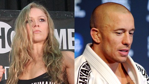 "Ronda Rousey: ""You Can't Really Blame Georges St-Pierre for Feeling Like He Was Done"""