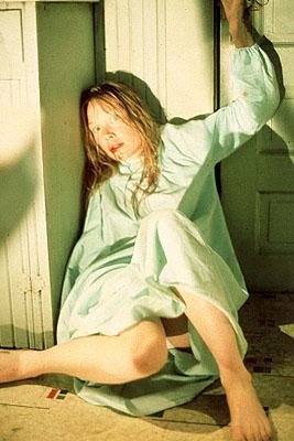 Sissy Spacek as Carrie in MGM's Carrie