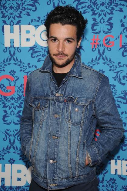 Christopher Abbott attends the HBO with the Cinema Society host the New York premiere of HBO's 'Girls' at the School of Visual Arts Theater on April 4, 2012 in New York City -- Getty Premium