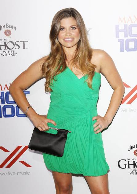 Danielle Fishel arrives at the Maxim 2013 Hot 100 Party held at Create on May 15, 2013 in Hollywood -- Getty Premium