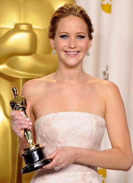 Jennifer Lawrence -- Getty Premium