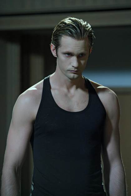 Alexander Skarsgard as vampire Eric Northman on HBO's 'True Blood' -- HBO
