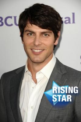AccessHollywood.com Rising Star: 'Grimm's' David Giuntoli -- Getty Premium
