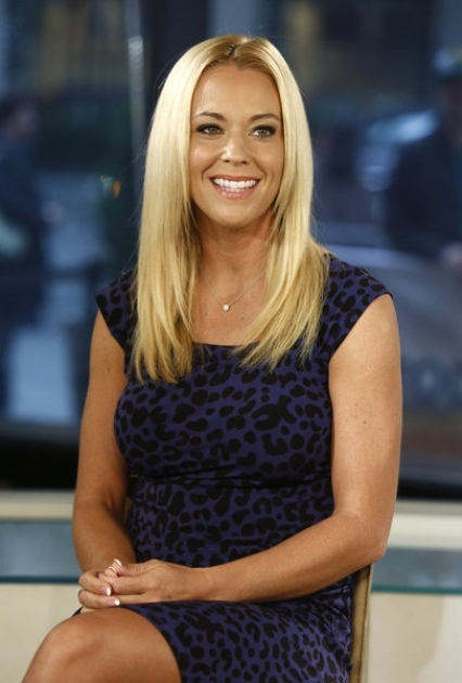 Kate Gosselin appears on the 'Today' show in New York City on May 21, 2012 -- NBC Universal