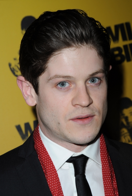 Iwan Rheon attends the premiere of 'Wild Bill' at Cineworld Haymarket, London, on March 20, 2012 -- Getty Images