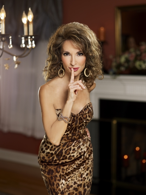 Susan Lucci in a promo shot for Investigation Discovery -- Investigation Discovery