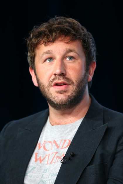 Chris O'Dowd speaks onstage during the 'Family Tree' panel discussion at the HBO portion of the 2013 Winter TCA Tourduring 2013 Winter TCA Tour - Day 1 at Langham Hotel, Pasadena, Calif., on January 4, 2013 -- Getty Images