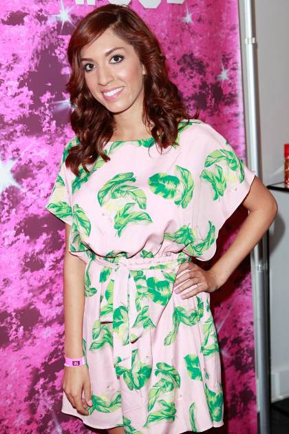 Farrah Abraham attends the Colgate Optic White Beauty Bar on June 1, 2012 in West Hollywood, Calif. -- Getty Premium