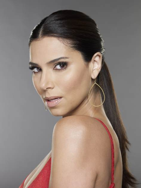 Roselyn Sanchez stars from Lifetime's 'Devious Maids' -- Lifetime