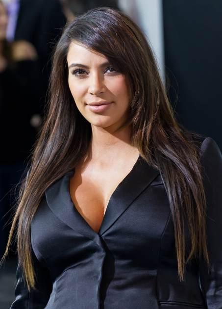Kim Kardashian -- Getty Premium