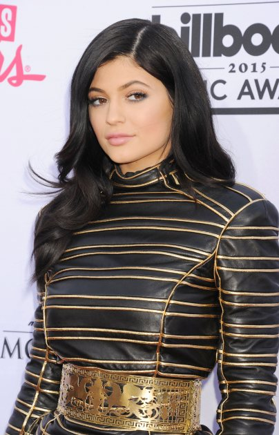 Kylie Jenner arrives at the 2015 Billboard Music Awards at the MGM Grand Garden Arena on May 17, 2015 in Las Vegas, -- Getty Images