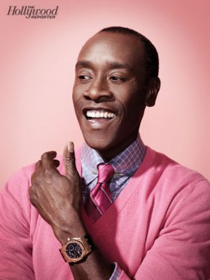 Don Cheadle: Man of the Hour (Video)