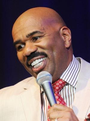 Steve Harvey Ending Stand-Up Comedy Career With Las Vegas Performance