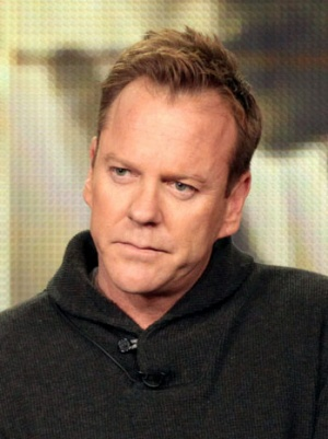 Kiefer Sutherland to Play Villain in Disaster Movie 'Pompeii' (Exclusive)