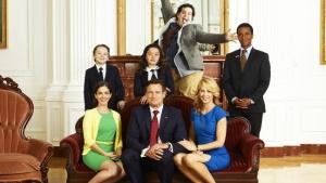 Obama to Screen NBC's '1600 Penn' at White House