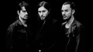 Thirty Seconds To Mars Video Features Olympic Gymnasts, Models, Wild Animals