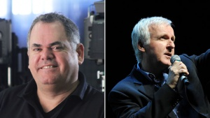 James Cameron, Vince Pace Throw Support Behind Dolby 3D